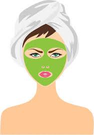 Le soin du visage par des algues